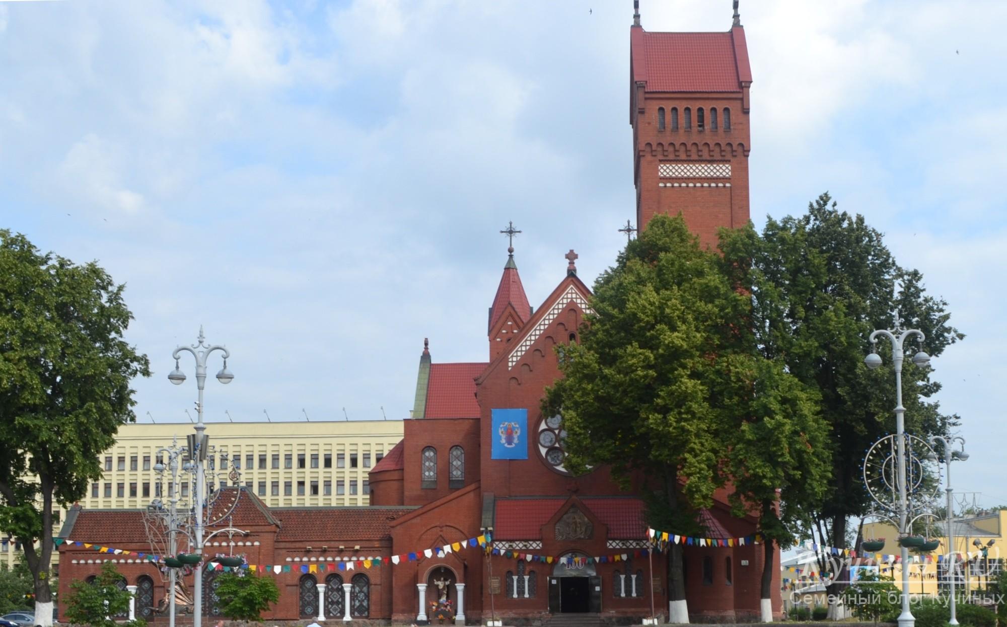 Костел святого Симеона и святой Алены