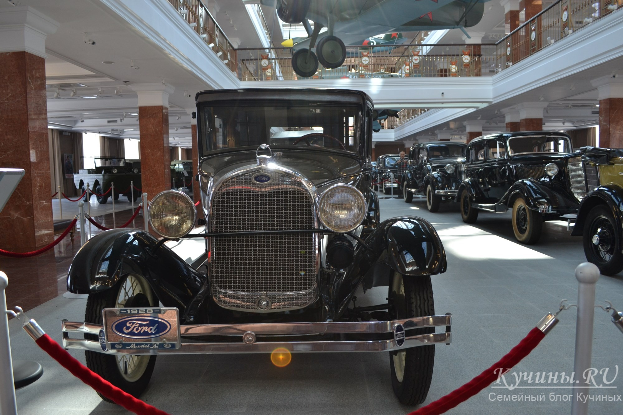 """Ford """"А"""" 1928 года"""